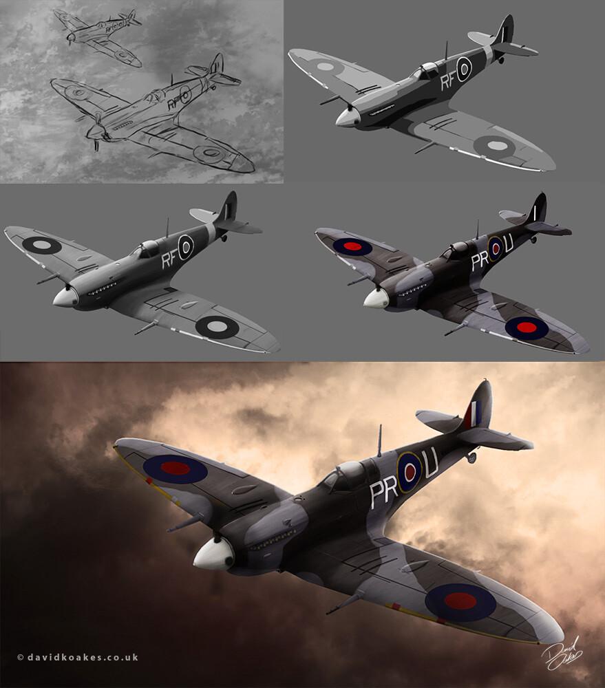 Spitfire - Process