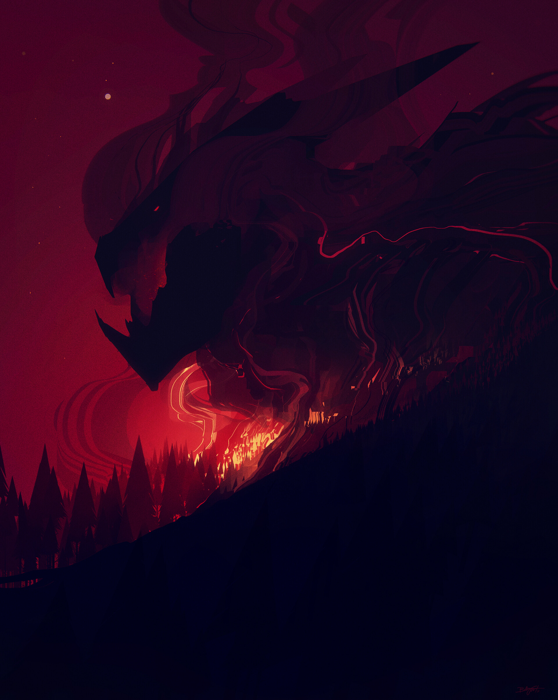 Bastien grivet wildfire