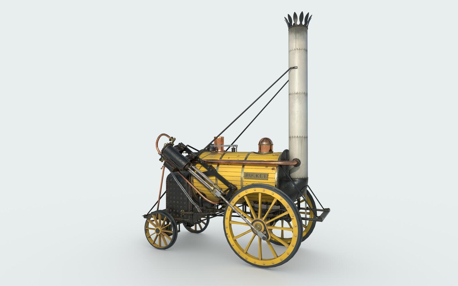 Rocket (historical train)