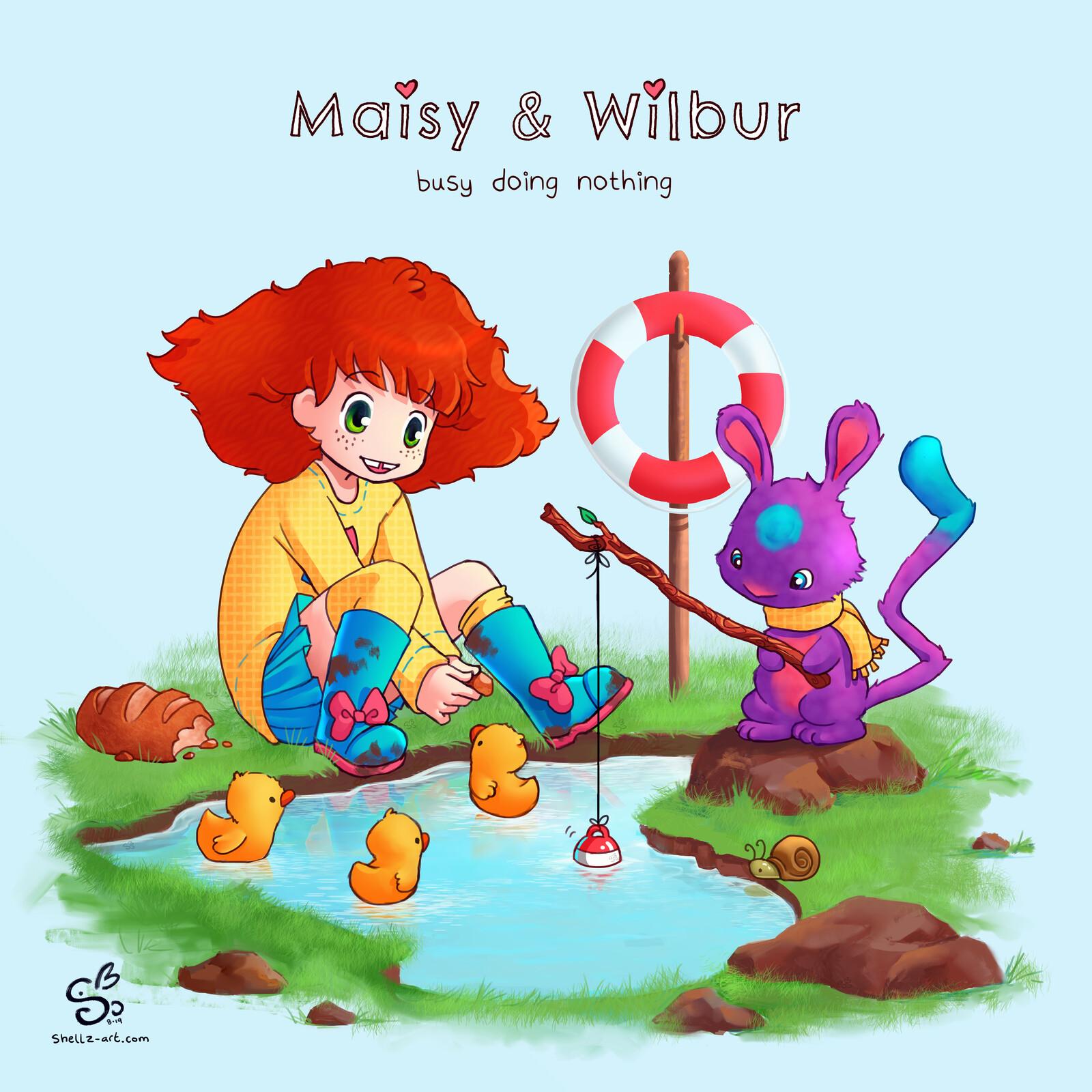 Maisy & Wilbur