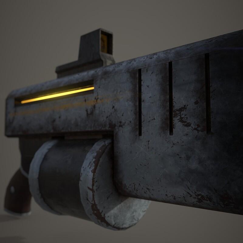 Old World Quad-Rifle