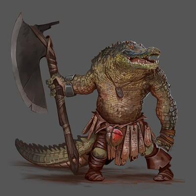 Todd ulrich croc