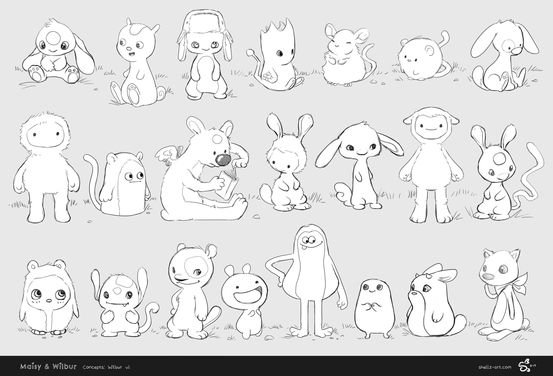 Preliminary concepts for Wilbur