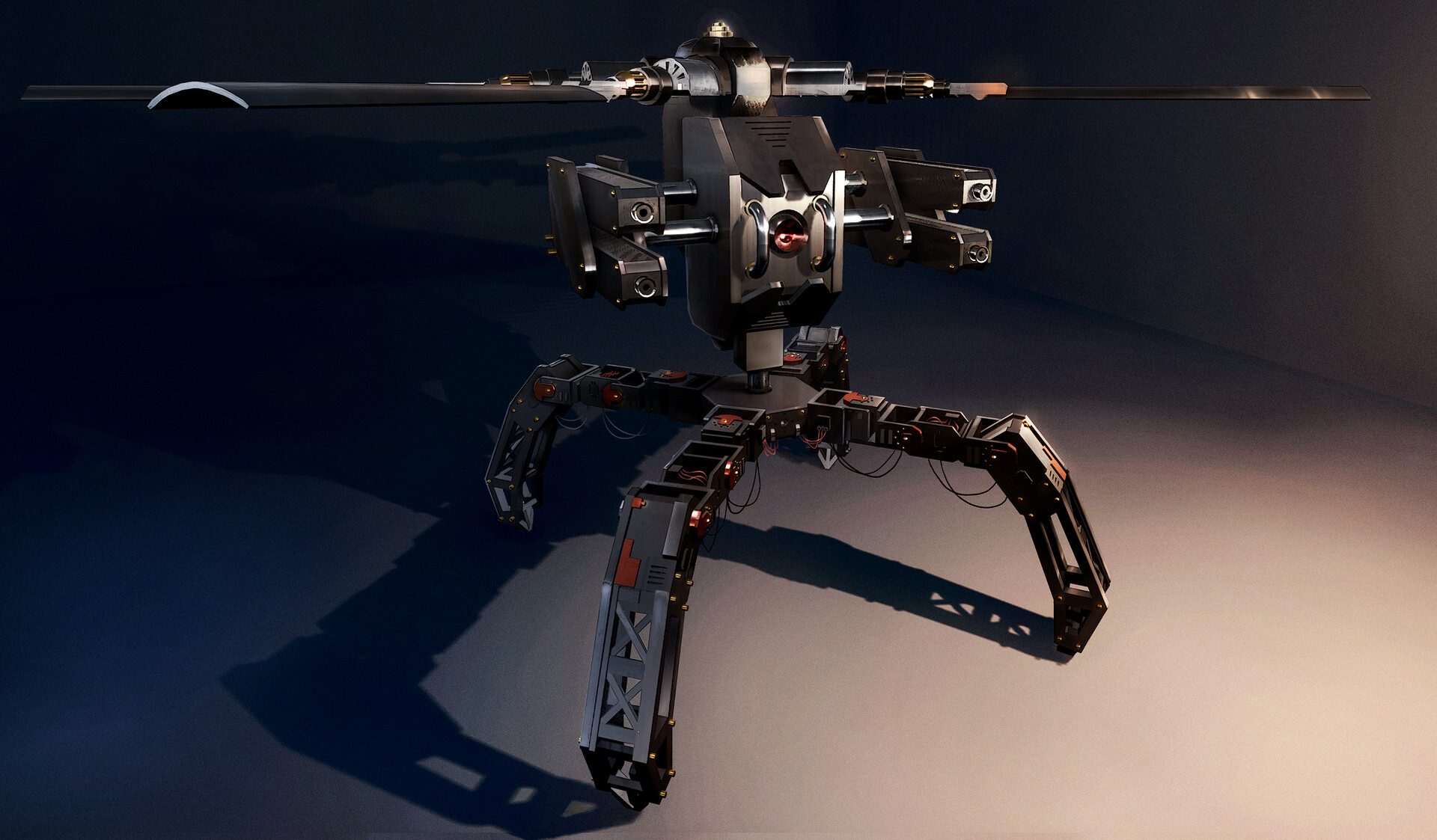 Emelie johansson flying drone presentation