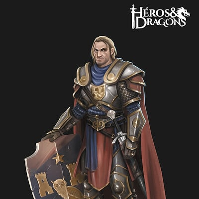 Ludovic sanson noble herosetdragons