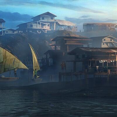 Godwin akpan makoko inspired