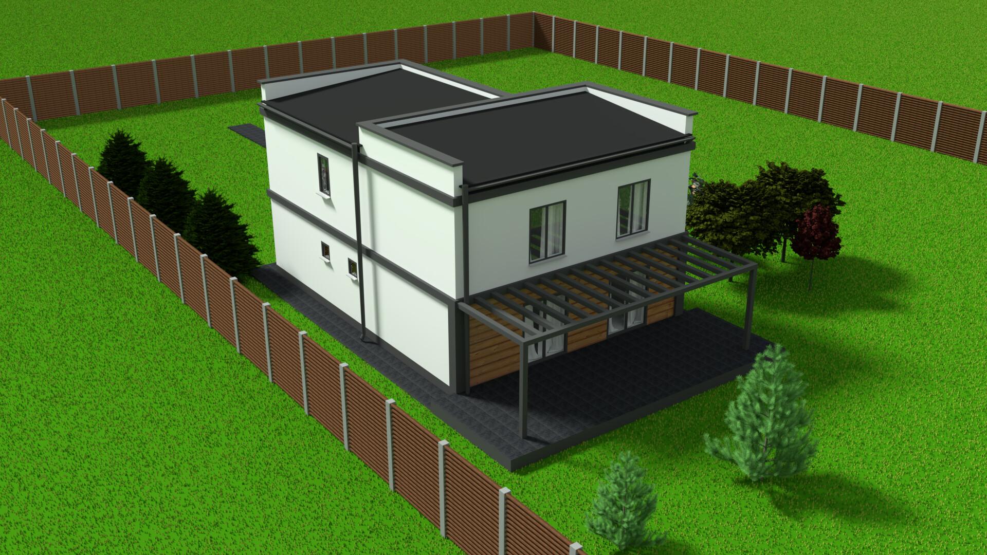 Victor Diachenko Hi Tech House