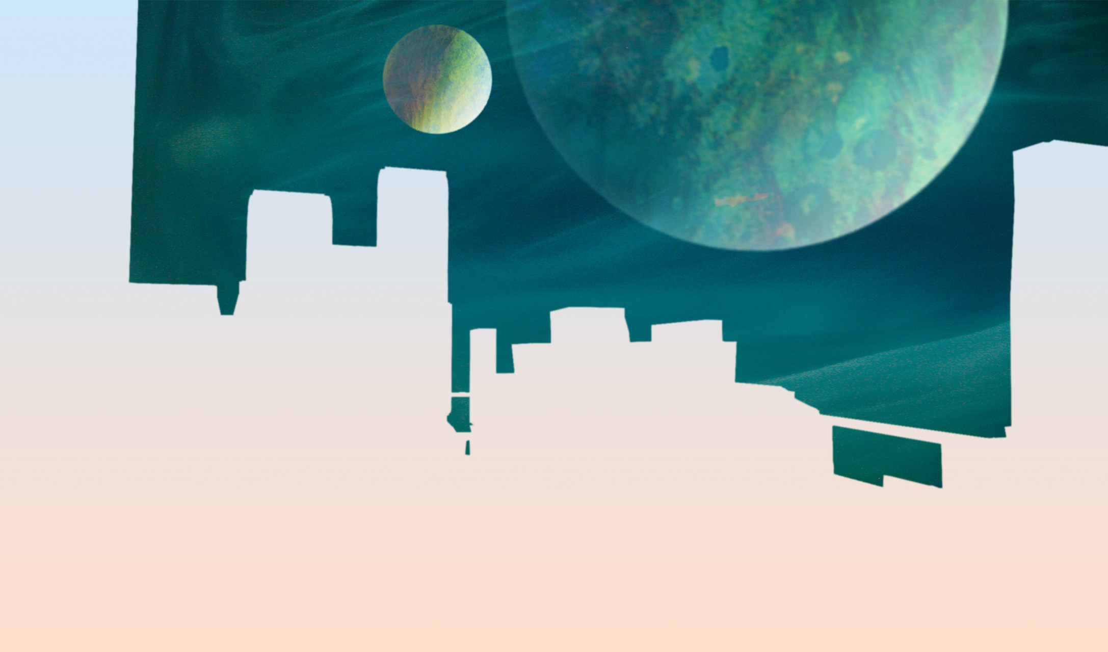 Planets from my Photoshop planet builder added.