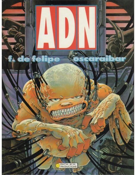ORiginal comic A.D.N