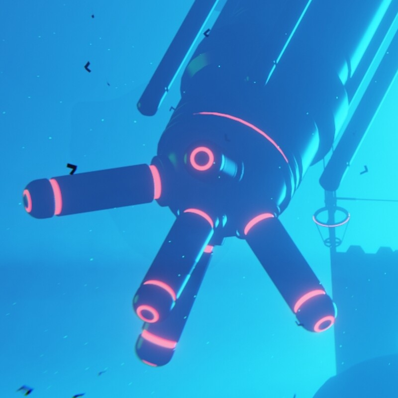 EEVEE Sci-FI Short - Scene 4