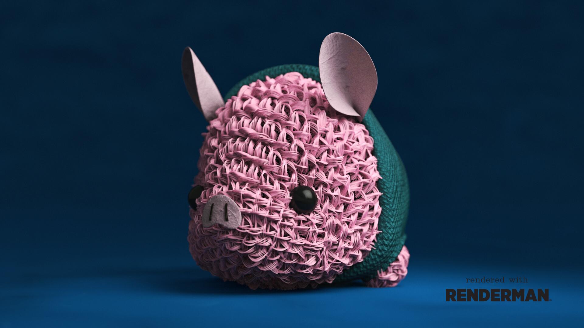 HD wallpaper: amigurumi, crochet, squirrel, screen, hand labor ... | 1080x1920