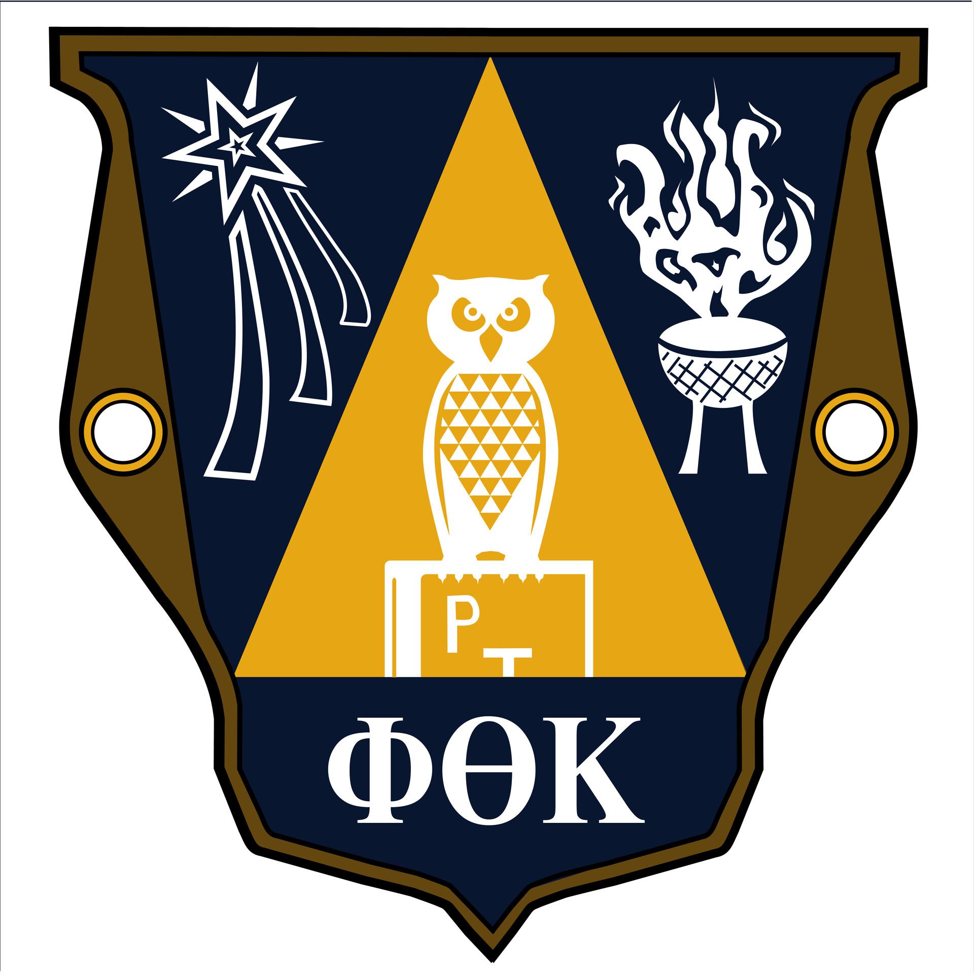 Original version of the updated crest
