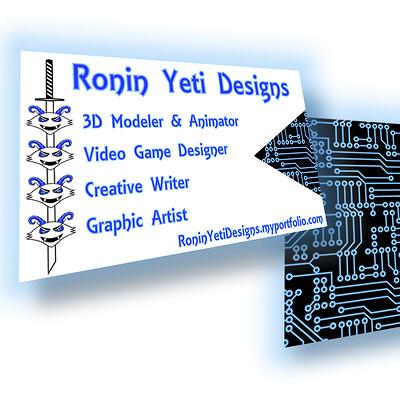 Christopher royse business card presentational