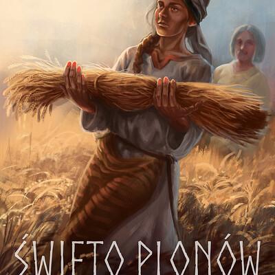Dominika sikora 04 swietoplonow poster