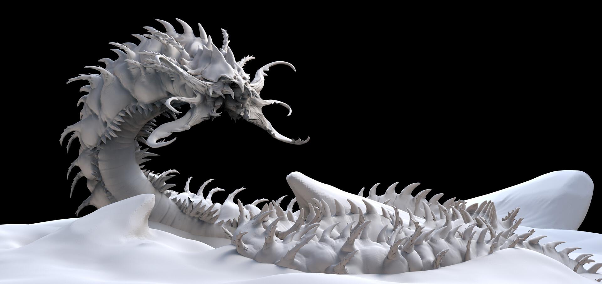 Jia hao 2019 vampworm render