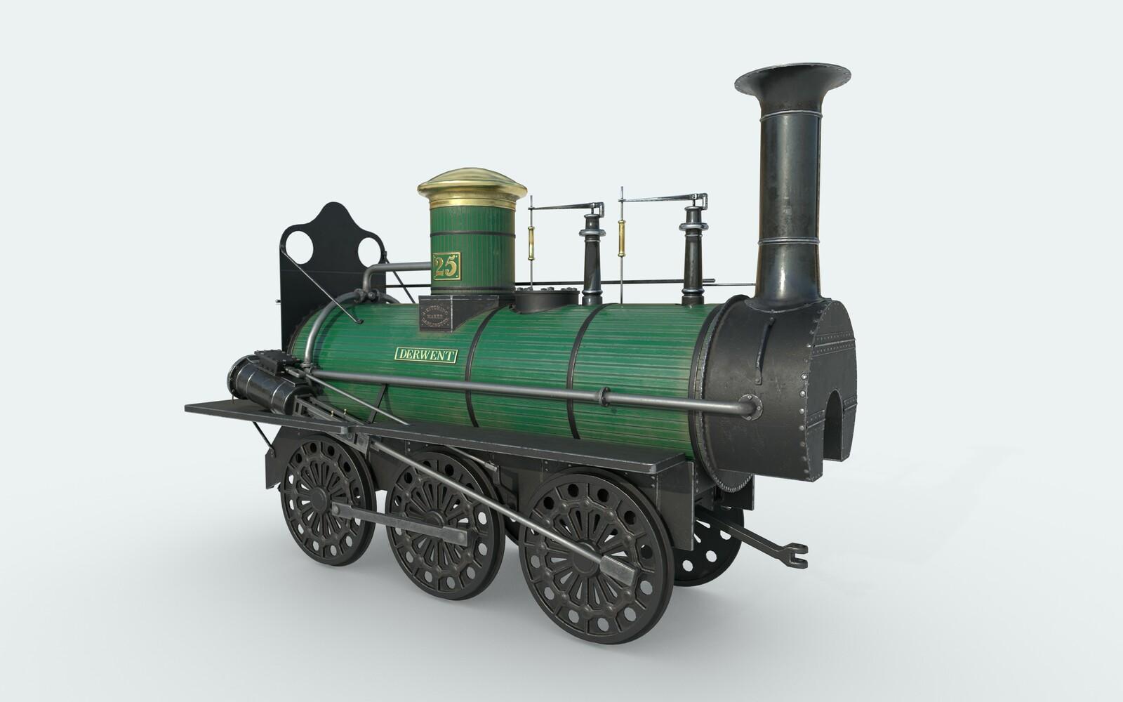 Derwent (historical train)