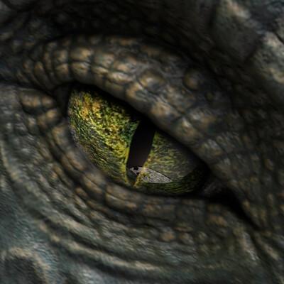 Federico guerra still croko closeup 02
