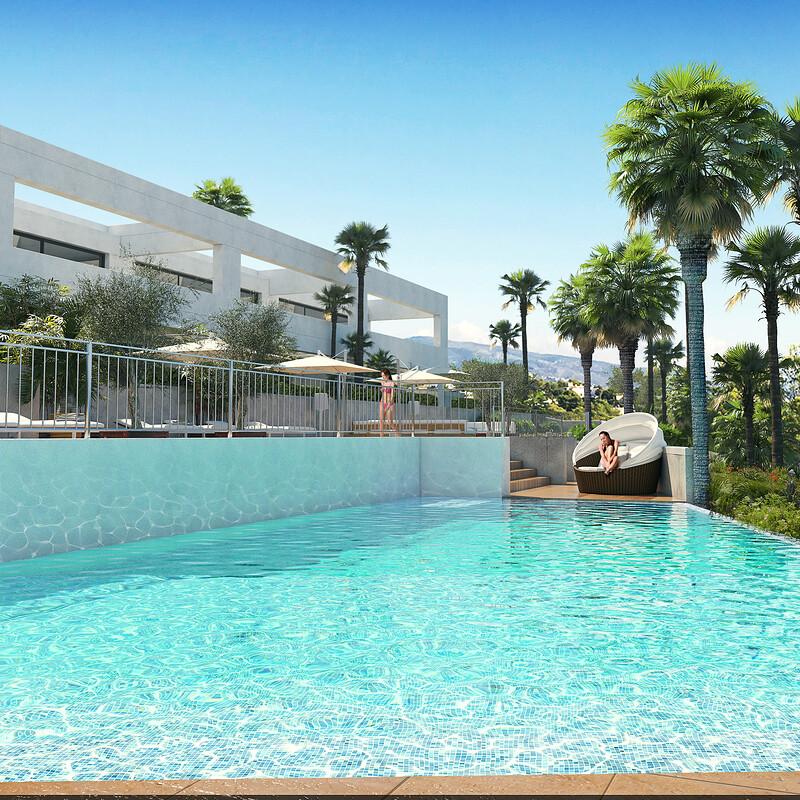 Cala Vinyas 4 pool