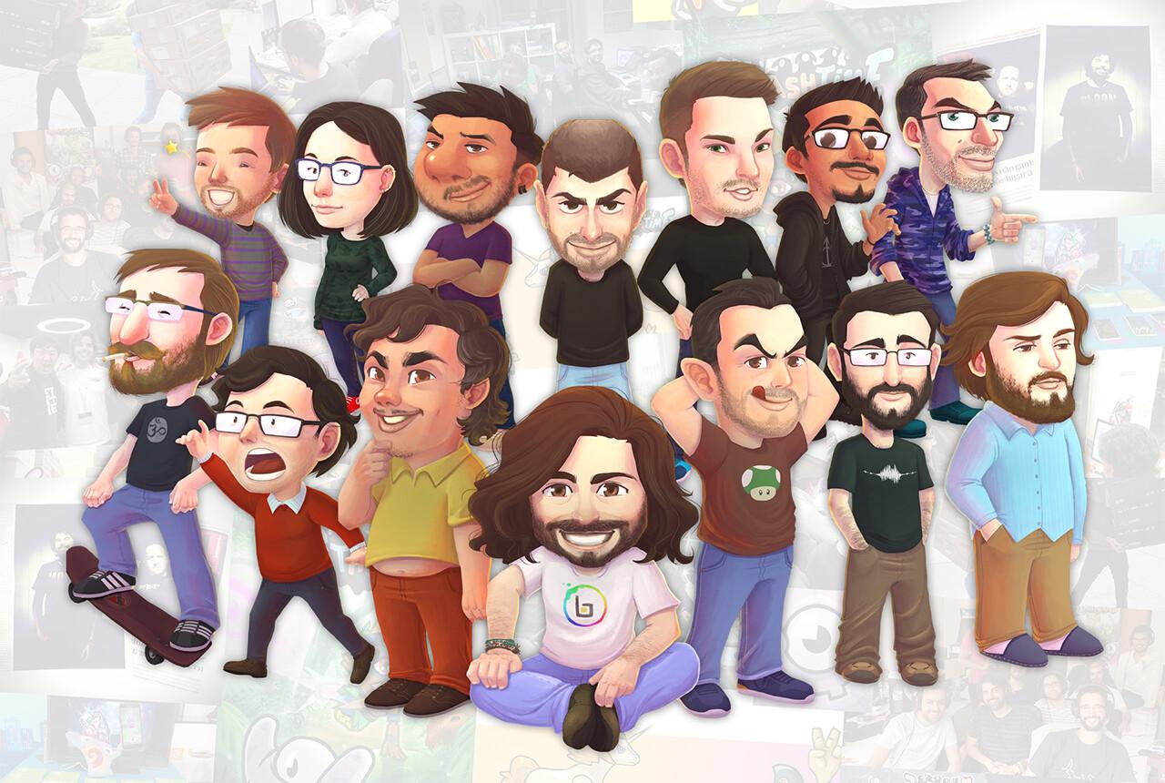 Bica Studios Team