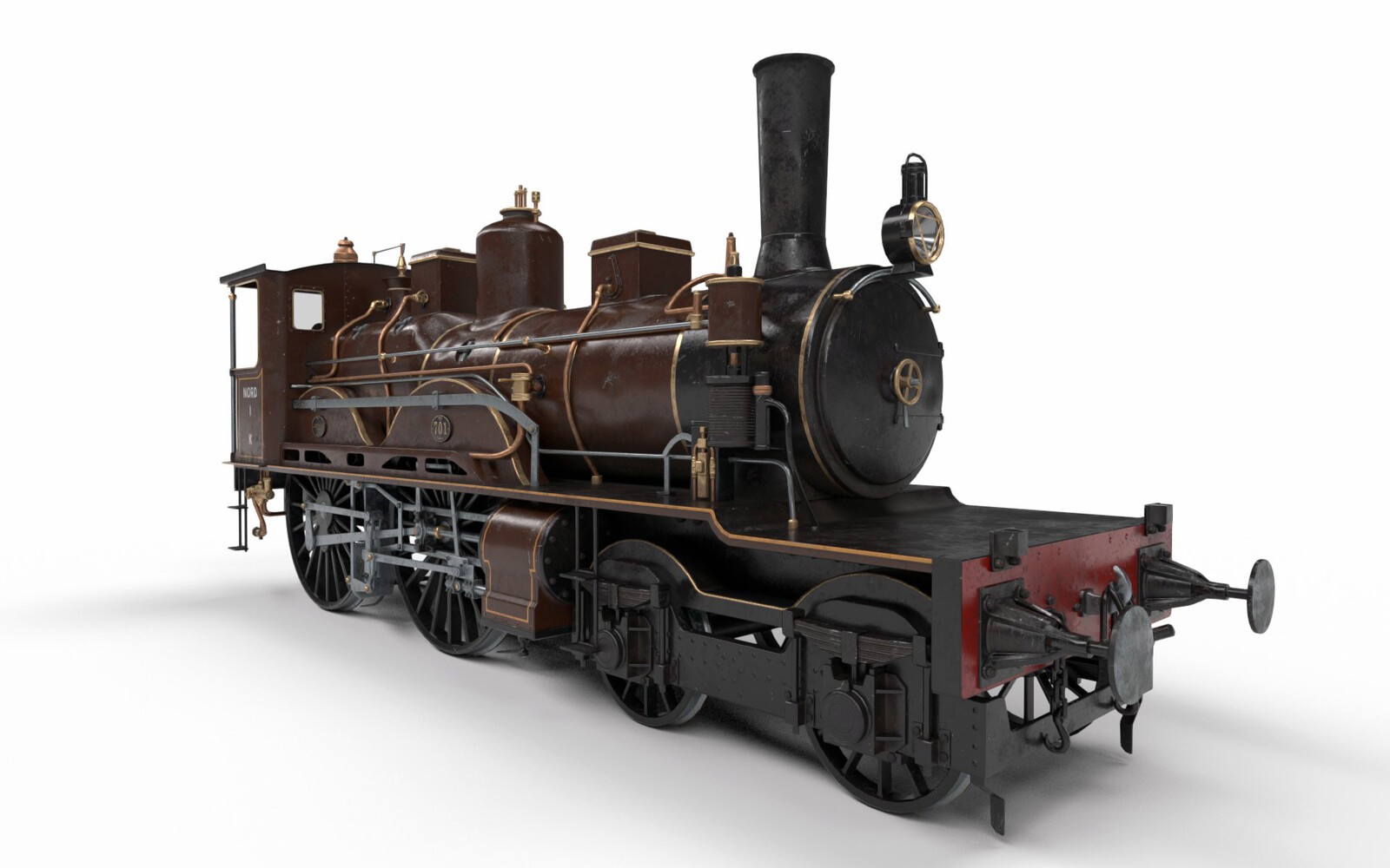 de Glehn (historical train)
