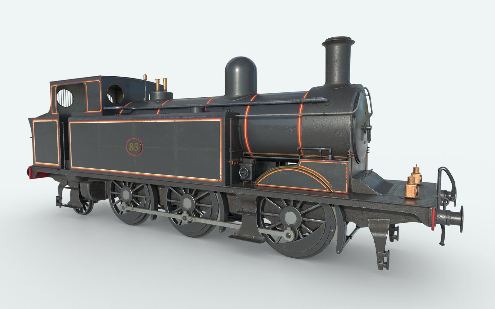 Taff Vale (historical train)