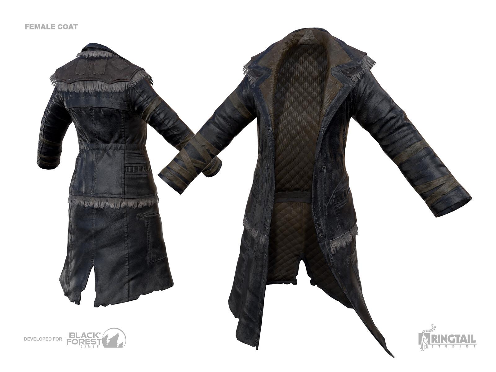 Female Coat
