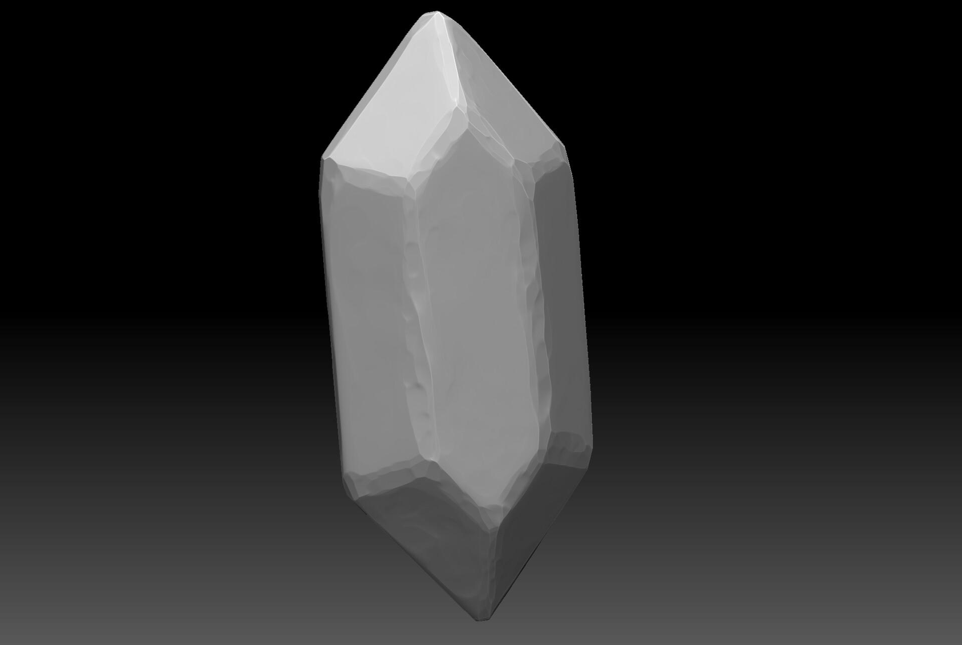 Ziv estrin crystalzbrush