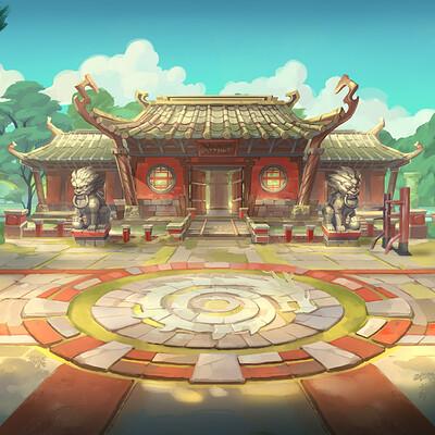 Trung nguyen xiaolin preview