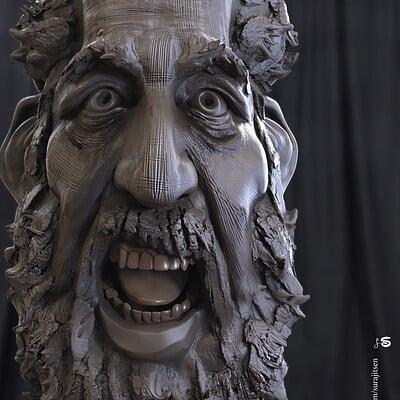Surajit sen dashu digital sculpture surajitsen aug2019