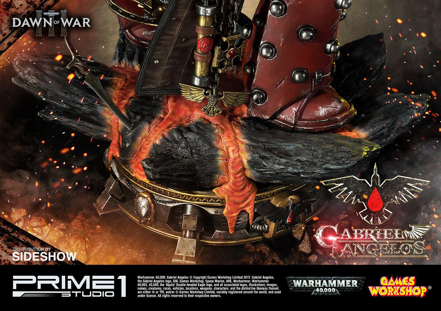 Jesse sandifer jesse sandifer warhammer dawn of war 3 gabriel angelos statue prime1 studio 903165 37