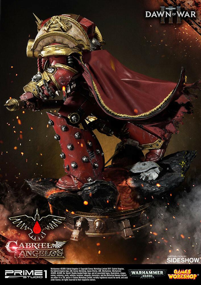 Jesse sandifer jesse sandifer warhammer dawn of war 3 gabriel angelos statue prime1 studio 903165 17