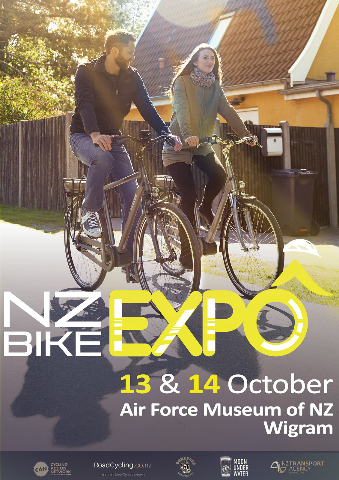 NZ Bike Expo Poster 2