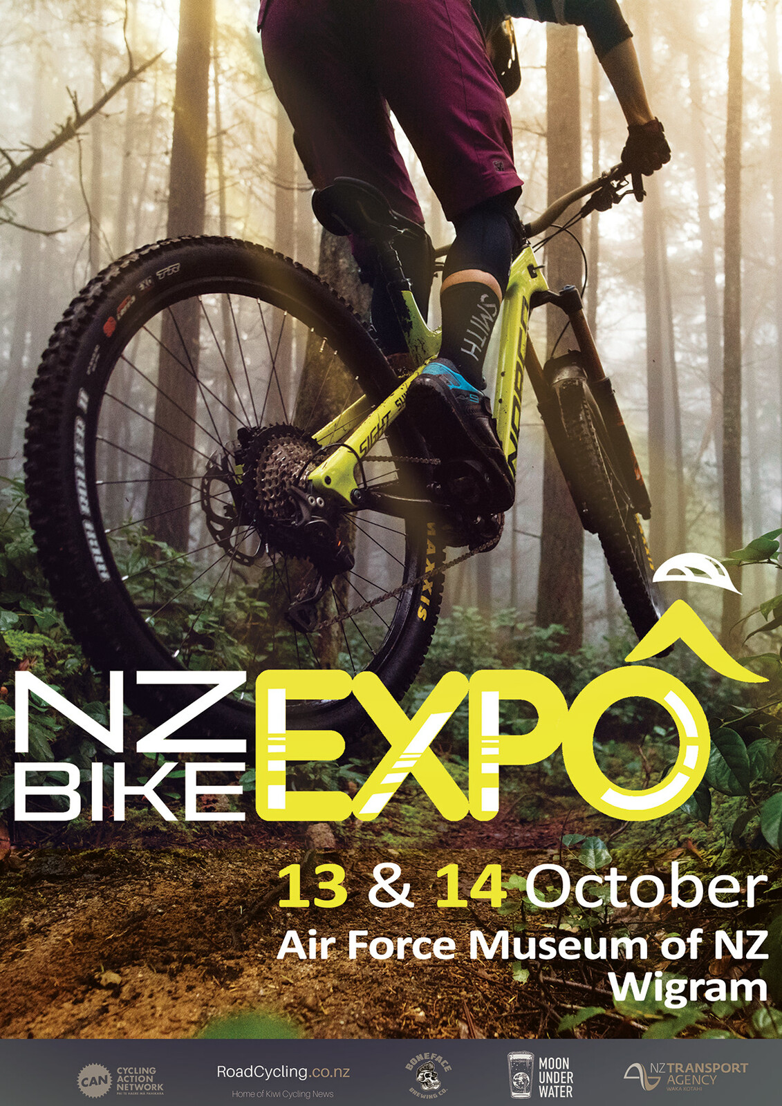 NZ Bike Expo Poster 1
