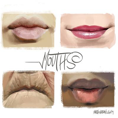 Matteo vattani bocche