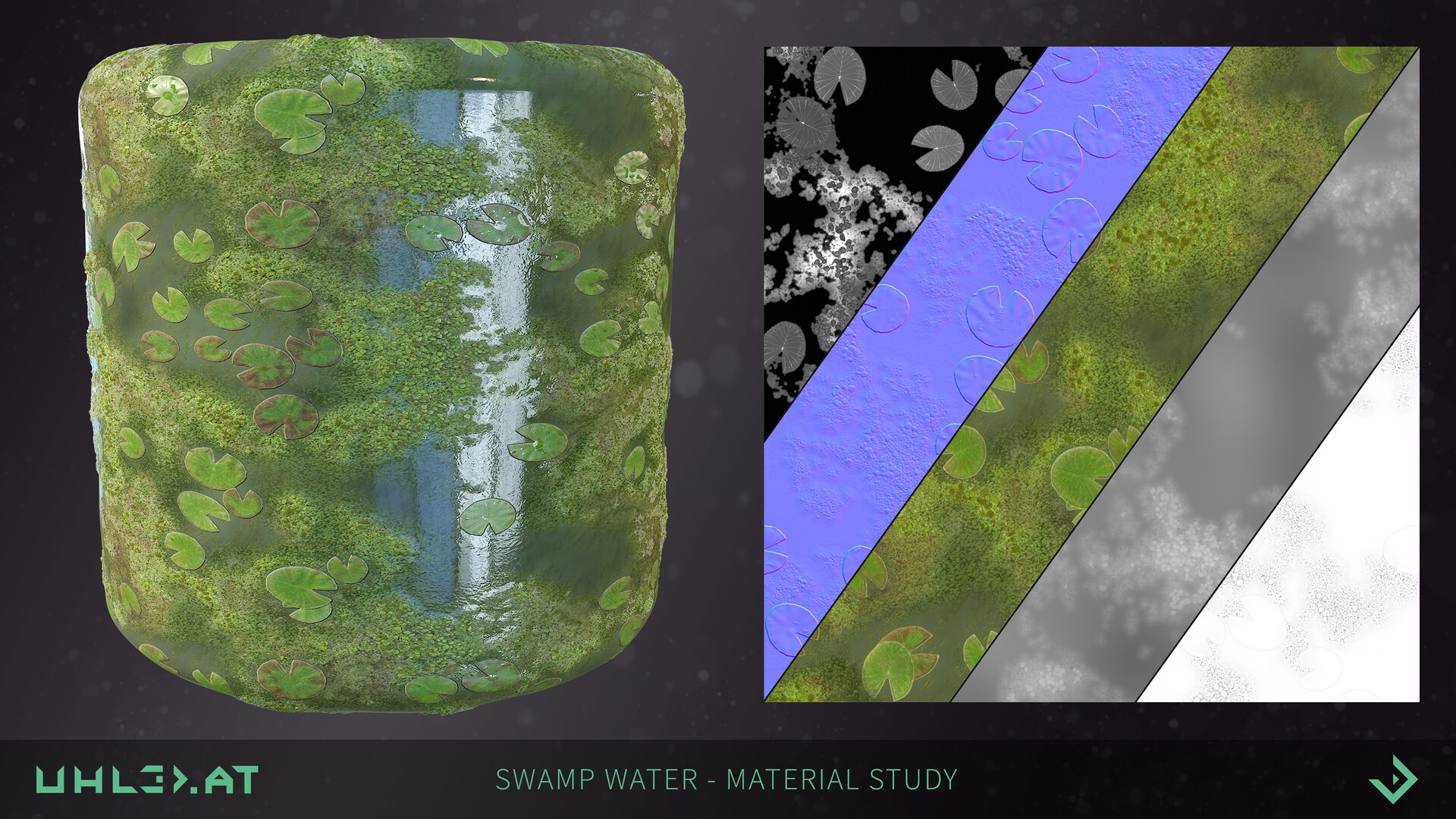Dominik uhl swamp water 04