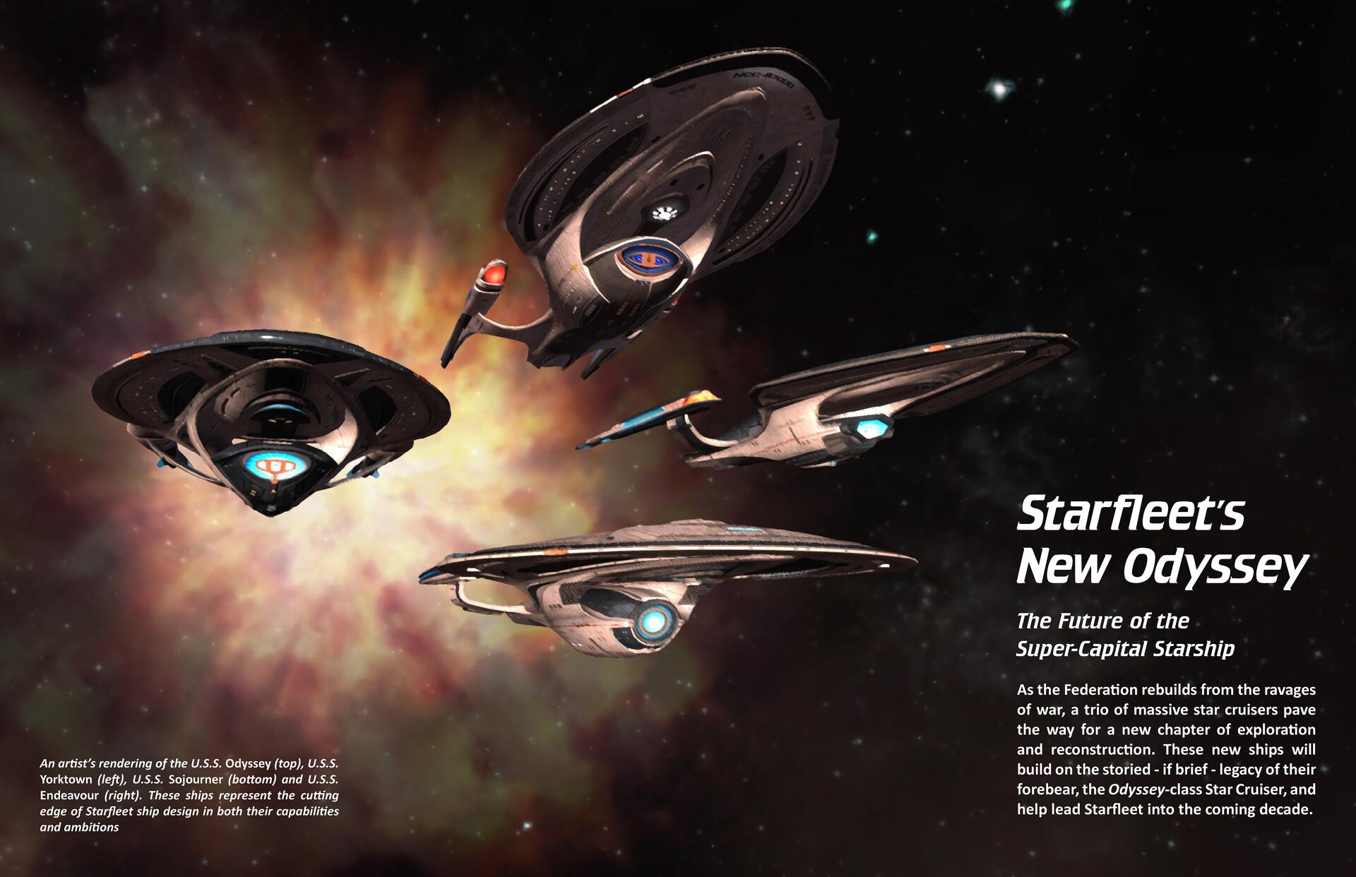 Thomas marrone jayce article starfleets new odyssey sprex 01