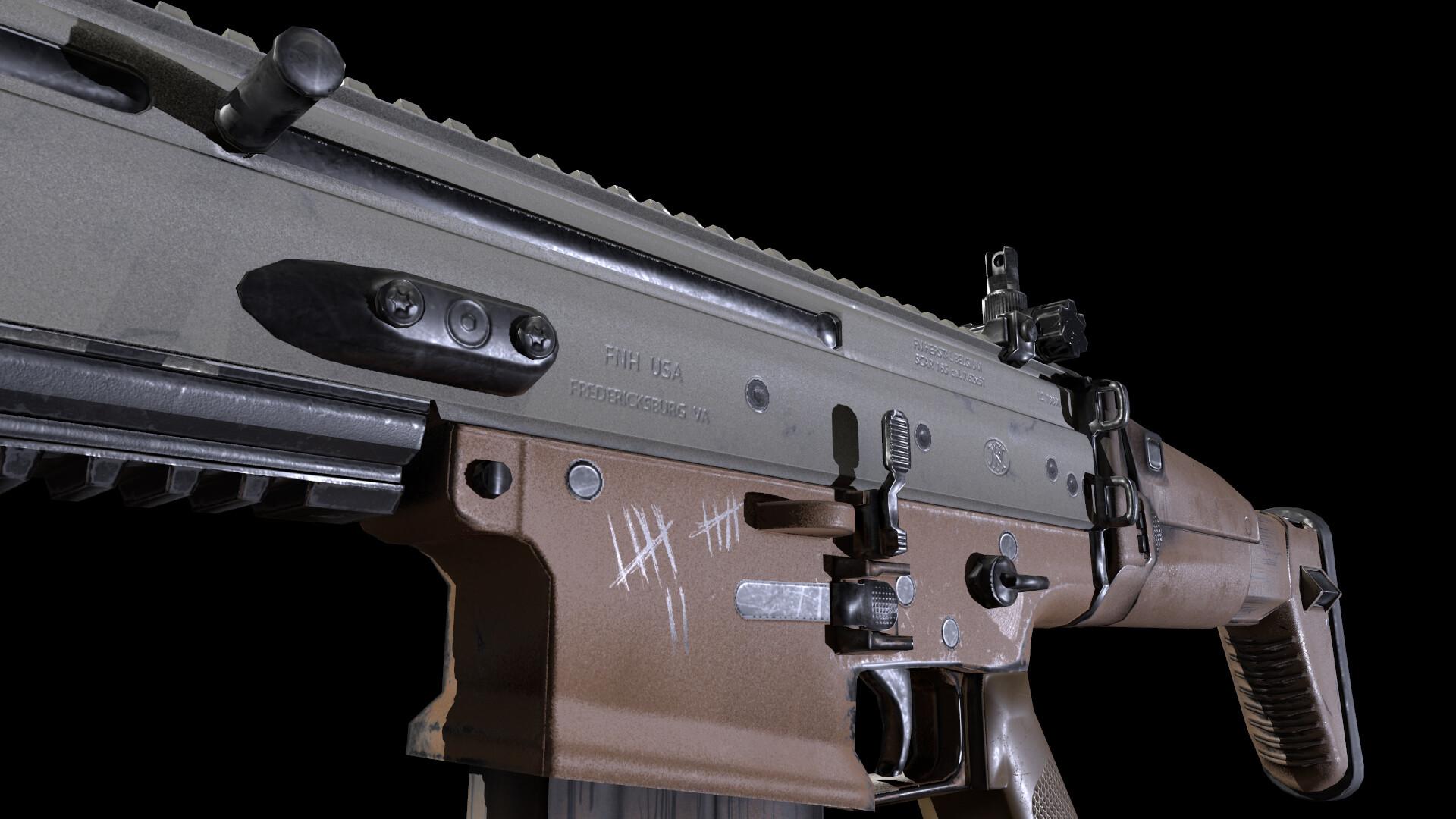 Will higgins gun 01