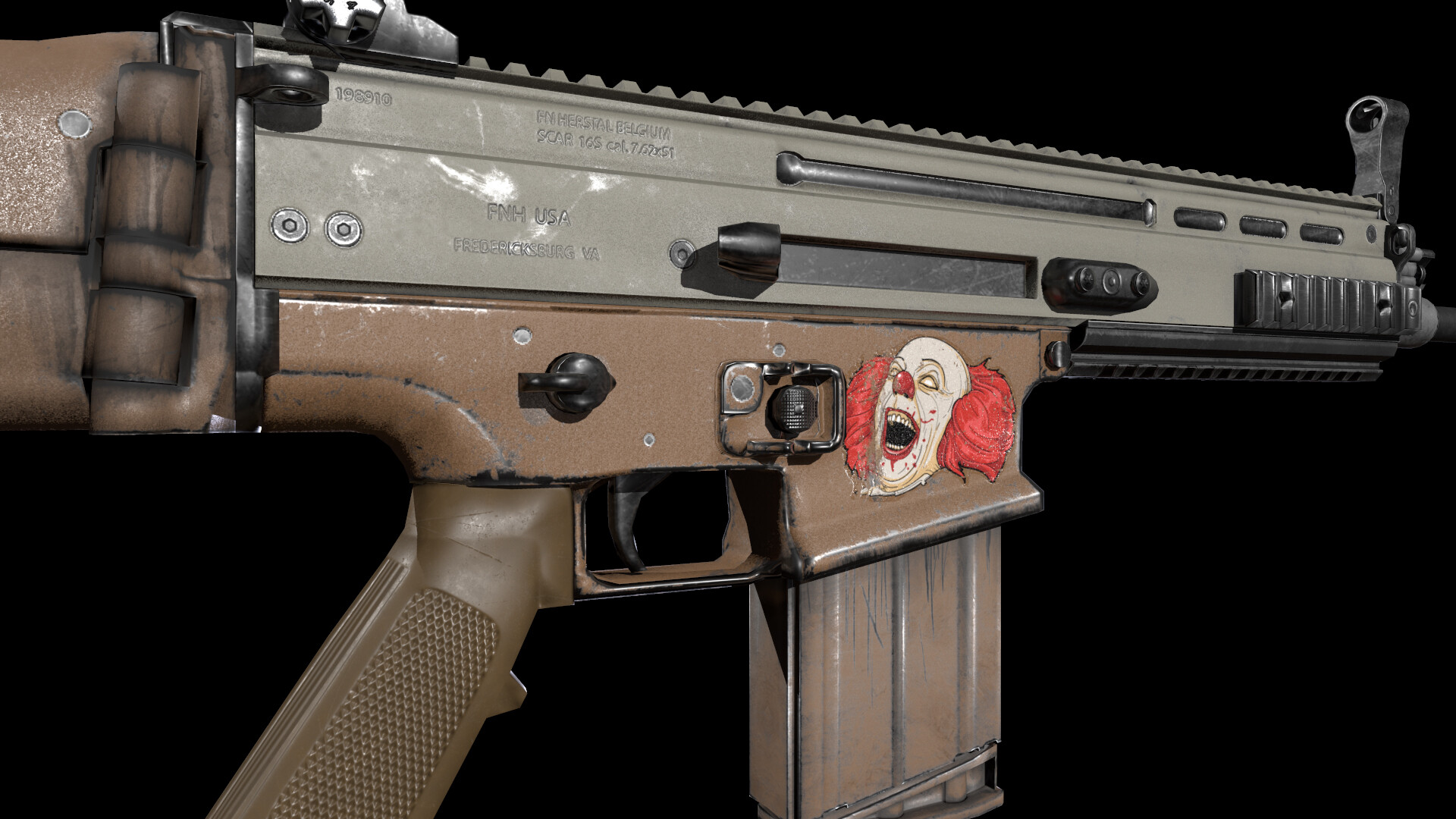 Will higgins gun 02