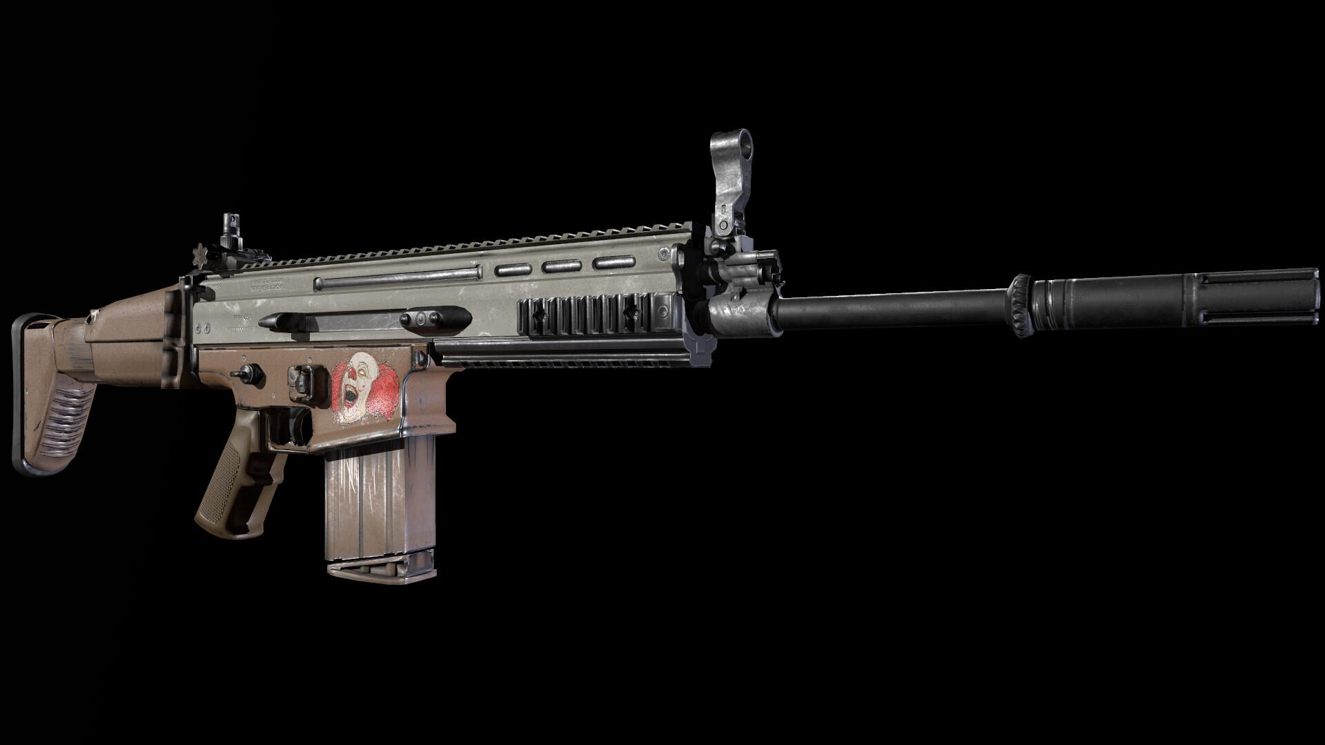 Will higgins gun 03