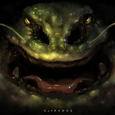 Archfuria frog