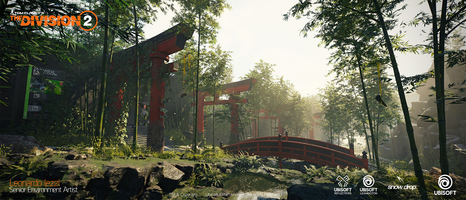 Leonardo iezzi leonardo iezzi the division 2 zoo environment art 03 japan 018 wide