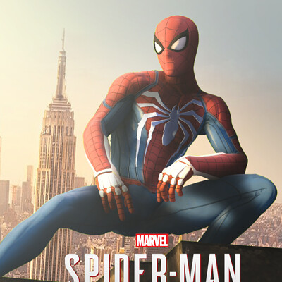 Film bionicx spider man ps4