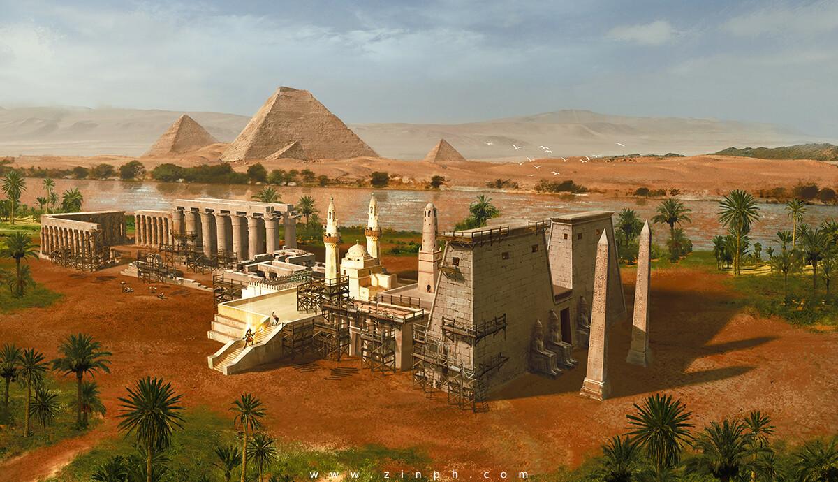 Vinh pham 1703 egypt