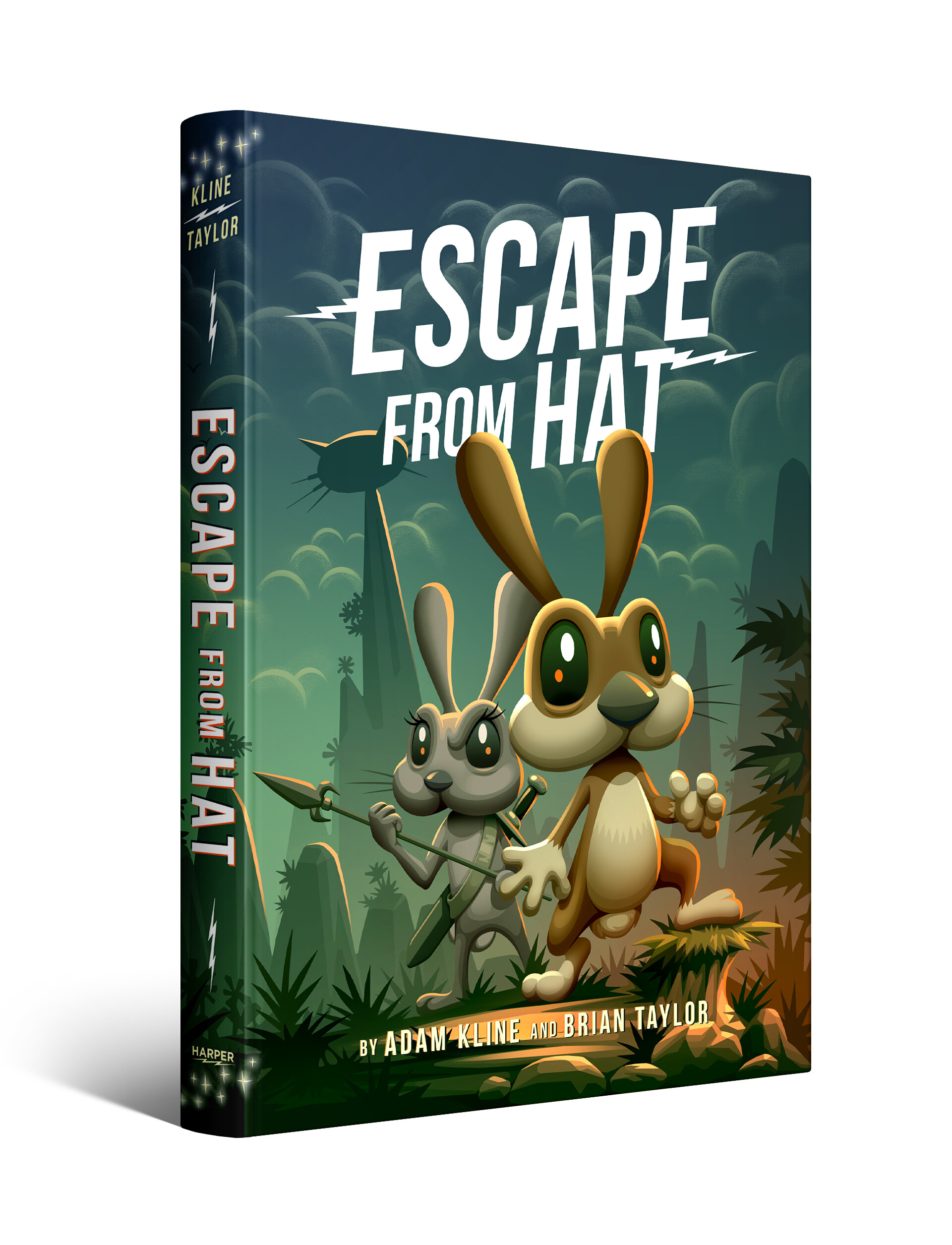 Escape from Hat (new edition)