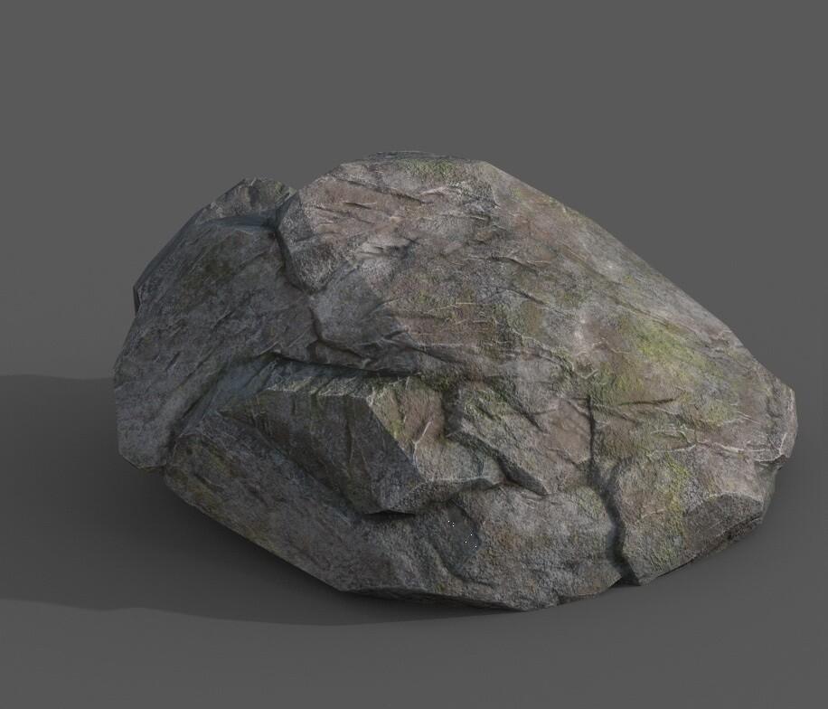 Alpine Rock Medium