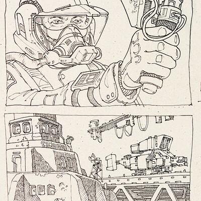 Paul adams doodles 6