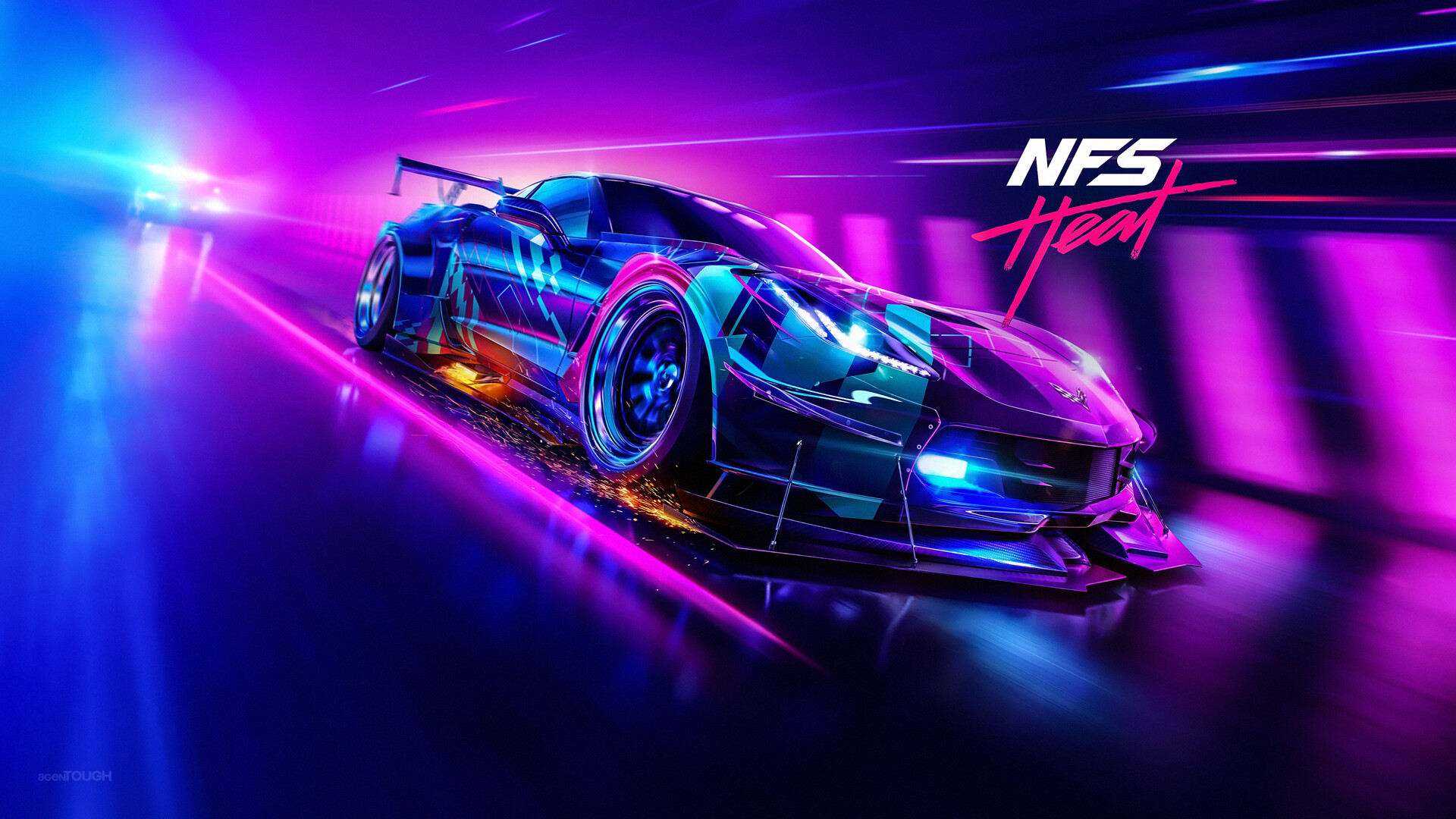 Artstation Nfs Heat 4k Wallpapers Agentough