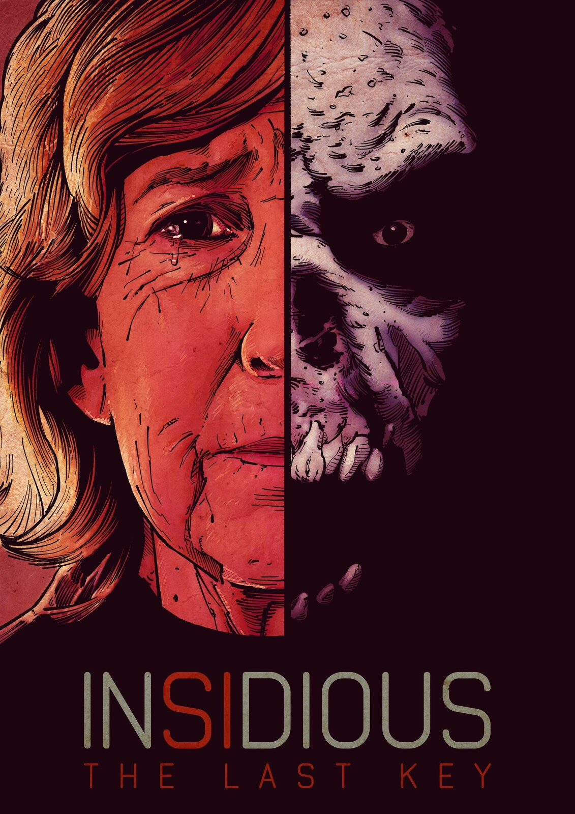 Insidious: The Last Key Alternative Poster