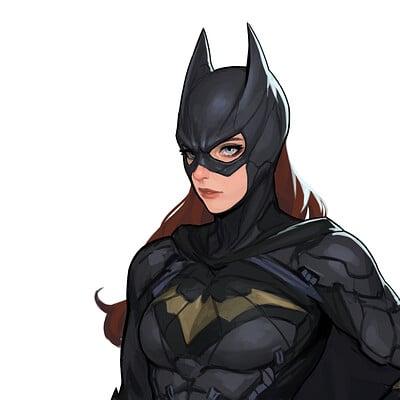 Sonech batgirl