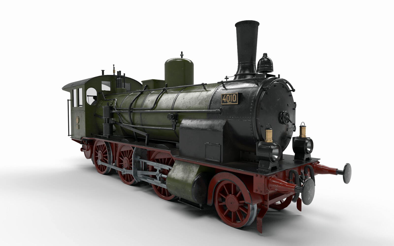 Preus (historical train)